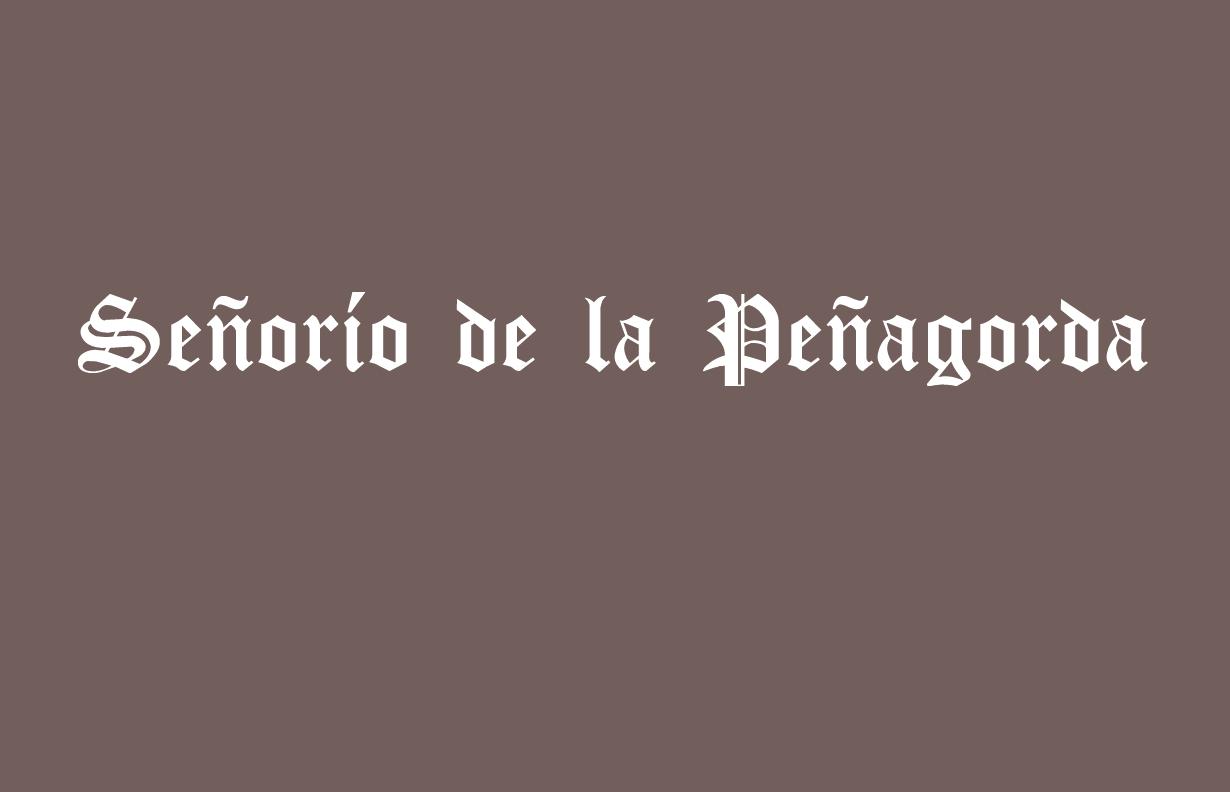 Señorío de la Peñagorda